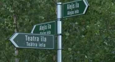 Kārsavas novads saglabā ielu norādes latgaliski