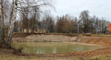 Kārsavas pilsētas dīķa ekoloģiskā stāvokļa atjaunošana un teritorijas labiekārtošana