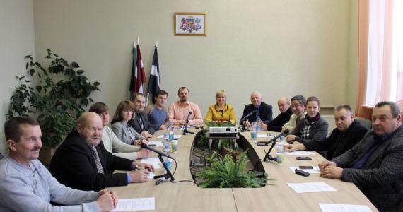 22. decembrī Kārsavas novada domes sēde