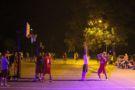 Nakts strītbols Kārsavā