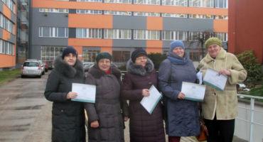 Kārsavas novada ķīmijas skolotāji iegūst RTU sertifikātus