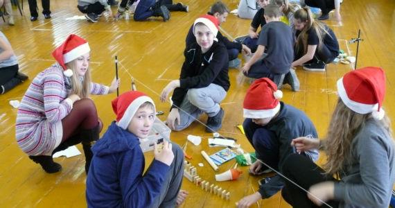 Radošuma diena Kārsavas novada skolu 5.–11.klašu skolēniem
