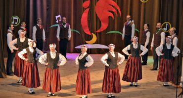 Gada ieskaņas koncerts Kārsavas kultūras namā