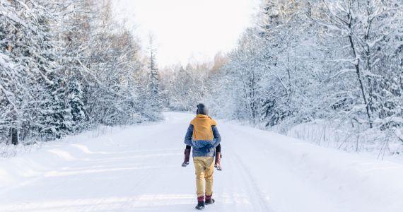 Izbaudi ziemu Ziemeļlatgalē!