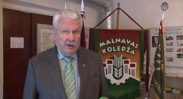 Malnavas koledžu apmeklē Zemkopības ministrs