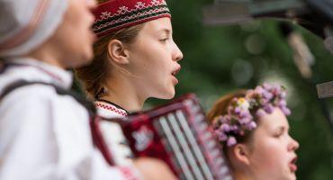 "Festivāla ""BALTICA 2018"" folkloras kopu un etnogrāfisko ansambļu skate – koncerts"