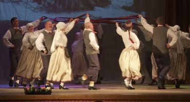 "Deju kopas ""Jedritavi"" jubilejas koncerts"