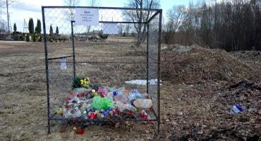 Pašvaldība risina kapsētu atkritumu problēmu