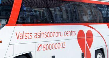 Kārsavas novadā 73 asins donori