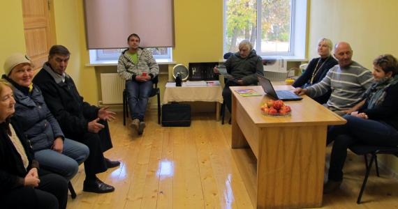 """Krievu kultūras biedrība """"Utroja"""" ieguvusi finansējumu projektam """"Ziemeļaustrumlatgales nacionālā daudzkrāsainība"""""""