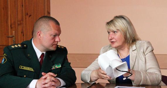 """Parakstīts līgums par Latvijas un Lietuvas partneru sadarbības projektu """"SYNERGY FOR SECURITY"""""""