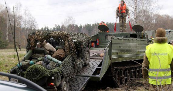 Kārsavas novada teritorijā notiks NBS karavīru apmācība un pārvietošanās ar autotransportu