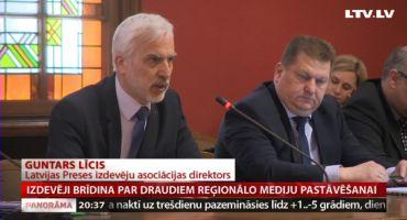 Turpinās diskusijas par pašvaldību informatīvajiem izdevumiem