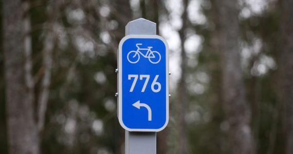 4 jauni velomaršruti Ziemeļlatgalē