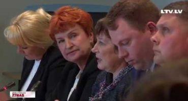 Diskutē par Latgales kongresa rezolūcijas priekšlikumiem