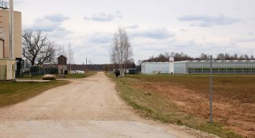 Uzsākti darbi uzņēmējdarbības atbalstam Mežvidu pagasta Klonešnīkos