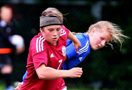 Baltijas kausā WU-17 meiteņu grupā Latvijai - 2. vieta