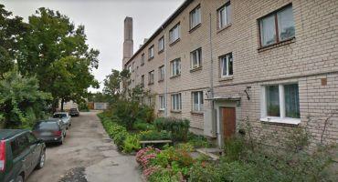 Izsolē tiek pārdots nekustamais īpašums Skolas iela 3A-6