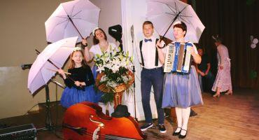 Jaundzimušo sveikšana un Radošo ģimeņu koncerts