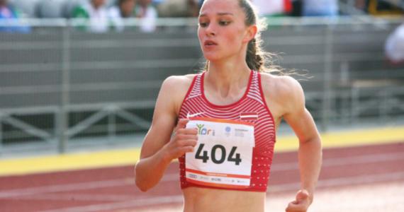 Kārsaviete Ilarija Ločmele pārspēj savu personīgo rekordu