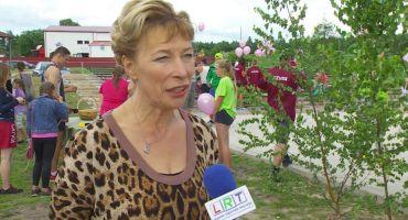 Sporta svētki un Annas diena Salnavā