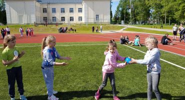 "Latvijas Olimpiskā diena – 2017 ""Dabas sporta zāle"""