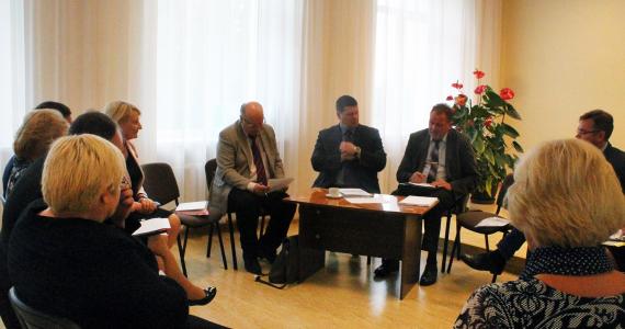 Vides aizsardzības un reģionālās attīstības ministra Kaspara Gerharda vizīte Kārsavas novadā