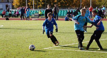 Bērnu minifutbola turnīrs