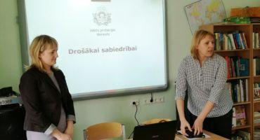 Valsts probācijas dienesta Ludzas teritoriālā struktūrvienība noslēdz preventīvo pasākumu ciklu