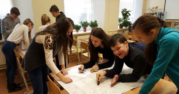 """Kārsavas vidusskolas projekts """"Atbalsts izglītojamo individuālo kompetenču attīstībai"""""""