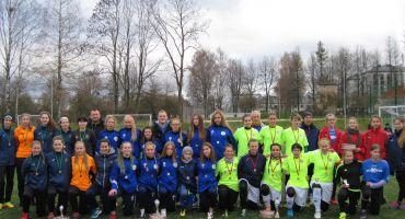 """Aizvadīts Kārsavas novada jauniešu minifutbola turnīrs """"Kuorsovys rudens"""""""