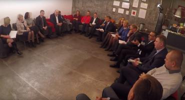 Diskusija: Uzņēmējdarbības vides aktivizēšana Latgales plānošanas reģionā