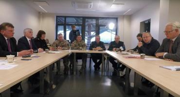"""Diskusija """"Latvijas austrumu pierobeža: Latvijas un Eiropas drošība"""""""
