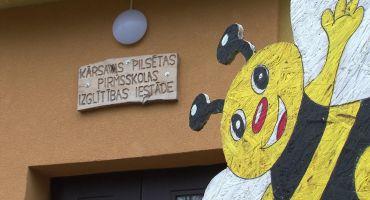 Kārsavas pilsētas pirmsskolas izglītības iestādē noslēgušies siltināšanas darbi