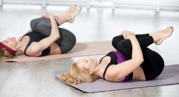 Iespēja apmeklēt bezmaksas jogas nodarbības Kārsavā