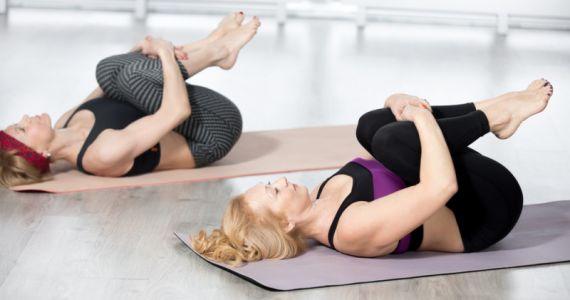 No 7. maija iespējams apmeklēt bezmaksas jogas nodarbības Kārsavā