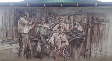 Salnavā solās būs gards kultūras vakars improvizētā kafejnīca