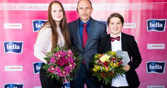 Kārsavas novada futbolistes ir starp labākajām Latvijas futbola komandu spēlētājām