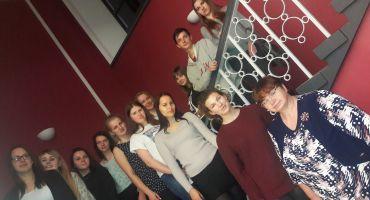 """Malnavas koledžas skolēni apmeklē izrādi """"Dvēseļu utenis"""""""