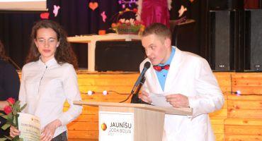 Kārsavas novada Jauniešu gada balva 2017