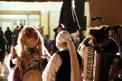 Masku saiets un grupu izrādīšanās Kārsavas kultūras namā