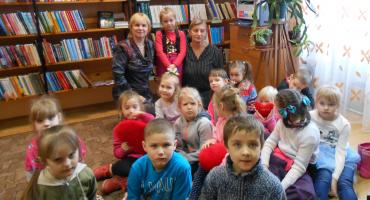 Kārsavas pirmsskolas izglītības iestādes bērni ciemojas bibliotēka