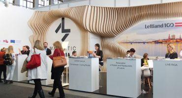 """Starptautiskā tūrisma izstādes """"ITB 2018"""" apmeklētājus Berlīnē iepazīstināja ar Latgali"""