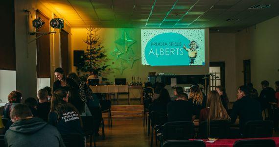 Pruota spielis Aļberts uzsuok jaunu sezonu!