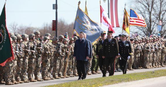 4.maija – Brīvības svētku – bruņoto spēku diena šogad noritēs Madonā
