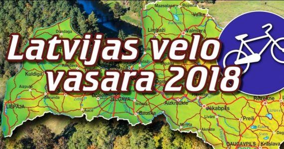 """Spēle """"Latvijas velo vasara 2018"""" rit pilnā sparā!"""