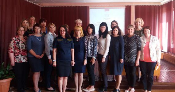 Valsts probācijas dienesta Ludzas teritoriālā strukturvienība organizē semināru sabiedrības drošības veicināšanai