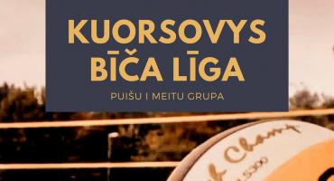 Kuorsovys bīča līga
