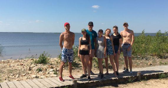 Kārsavas novada jaunieši apceļo Latgali