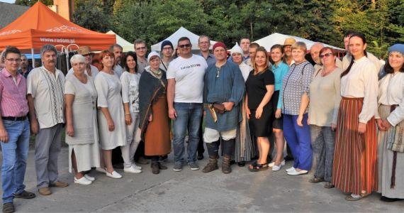 Latgales amatnieki un tūrisma informācijas centru pārstāvji piedalījās Latvijas dienās Polijā